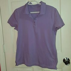 Like new Lilac Shirt Super cute and comfy. like new Cherokee Tops Blouses