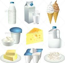 milk products