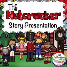 The Nutcracker Story! Concise and beautifully presented!  This would be PERFECT for my Nutcracker lessons to give an overview of the story!