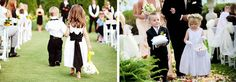 Flowergirl & Ring Bearer  http://www.weddinglangheroero.com/tendenze-2016/flowergirl-ring-bearer
