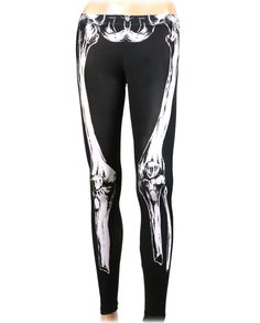 Liquor Brand Leggings Skeleton Tattoo,Pin up,Oldschool,Rockabilly,Biker Styles