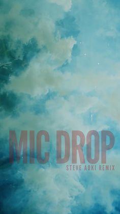 MIC DROP WALLPAPER BTS BANGTAN