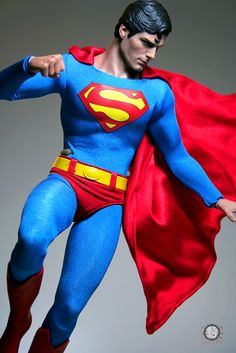 Superman (Christopher Reeve)!