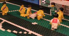 Olivier Giroud's Stunning Arsenal Scorpion Kick Goal Recreated in Lego