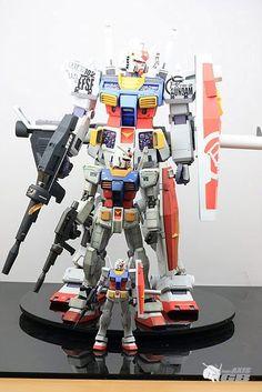 1/35 RX-78-2 Gundam Ver.Ka w/Hyper Bazooka: Work by njyuuu. Full Photoreview No.33 Images http://www.gunjap.net/site/?p=188204