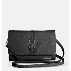 Avenue Mirror Crossbody (320.135 IDR) ❤ liked on Polyvore featuring bags, handbags, shoulder bags, black, plus size, hand bags, faux leather shoulder bag, handbag purse, crossbody purses and faux leather crossbody purse