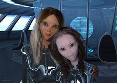 Каково это, встретиться лицом к лицу с пришельцами?