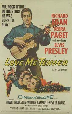 Love me Tender - 1956