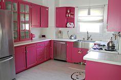 real hello kitty kitchen - Google Search