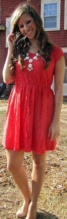 Target dress - Wimmer Wimmer Chicken Dinner: Dresses, Heels and Guns