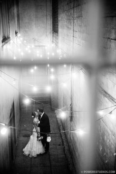 Sarah and Kyle were full of every emotion love, laughter, tears and cheers…just to name a few. Wedding at The West End Ballroom Night Wedding Photography, Wedding Night, Wedding Portraits, Studios, Beautiful, Honeymoon Night, Studio