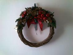 Christmas wheath by Chryssa