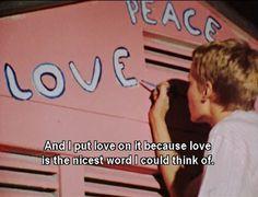 Rosemary's Baby (1968) e eu coloco o amor porque o amor é a melhor palavra que eu poderia pensar