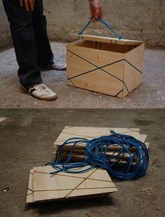 """""""Box"""" design by Silvia Bárdová"""
