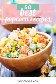 Best Popcorn, Gourmet Popcorn, Popcorn Recipes, Slow Cooker Recipes, Crockpot Recipes, Good Food, Yummy Food, Most Delicious Recipe, Salty Snacks
