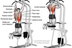 Assisted pull-up exercise