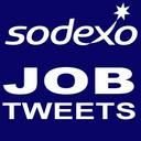 @SodexoJobs                    General tweets about job postings at Sodexo. Connect with Sodexo recruiters by following @SodexoCareers