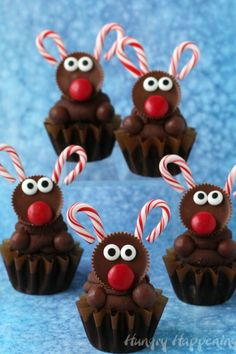 16 Cute Christmas Party Food Ideas Kids Will Love | Cupcakes ...