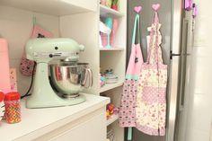 Cozinha Fofa Decor My Lovely Kitchen Aid