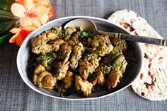 Fragrant Fijian chicken curry - Recipes - Eat Well with Bite Fiji Food, Indian Food Recipes, Ethnic Recipes, Fijian Recipes, Lamb Curry, Island Food, Food Test, Gluten Free Chicken, Fresh Coriander
