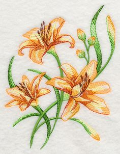 Machine Embroidery Designs at Embroidery Library! - Color Change - H7486 10413
