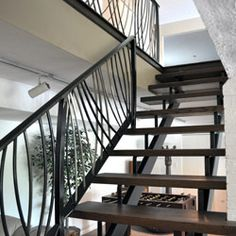 Elegant Iron Studios | Custom Ornamental Metalwork | Modern Railing and Stairs | Stainless Steel and Glass | Cincinnati, Dayton and Columbus...