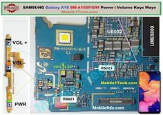 Diy Electronics, Electronics Projects, Samsung Galaxy Wallpaper, Mobile Phone Repair, Samsung Mobile, Smartphone, Galaxy Note 10, Ms Gs, Buttons