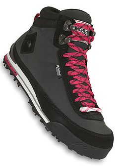 THE NORTH FACE Womens Back to Berkeley II tnf black/barberry pink