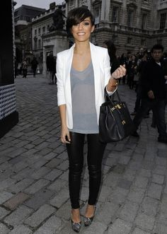 primp & paper: Street Style Crush: Frankie Sandford