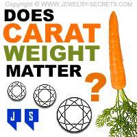 ► ► Does Diamond Carat Weight Really MATTER? ► ►