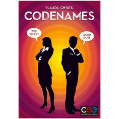 Amazon.com: Codenames Game: Toys & Games