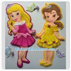 Front Page Design, Princess Party, Disney Princess, Aurora Disney, Foam Crafts, Princesas Disney, Rapunzel, Handicraft, Barbie