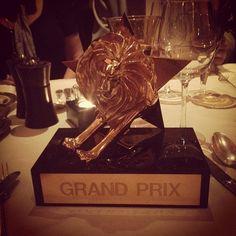 Dos Grand Prix y apenas es lunes. Bien por Digitas.