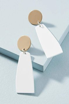 Bianca Mavrick Thousand Miles Drop Earrings