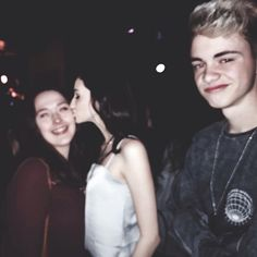 this is actually the best photo ever.  - @corbynbesson @beautychickee - (Christina liked )