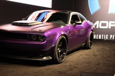 Challenger, I am pretty sure this is my exact twin in the car world ;)