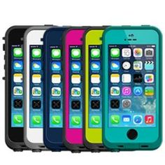 Lifeproof Fre Carrying Case for iPhone 5S – Retail Packaging – Blue Print/Dark Blue   Lifeproof Fre Carrying Case for iPhone 5S - Retail Packaging - Blue Print/Dark Blue     Performance-Enhanced Protection     The most advanced phone technology ever created led to the iPhone 5s, so LifeProof invented the most advanced case technology ever conceived to bring your this — frē for iPhone 5 and iPhone 5s. Thinner, lighter, stronger and more protective than any case available, LifeProof fr..