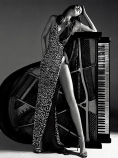 Maartje Verhoef by Txema Yeste for Numero March 2016 | The Fashionography