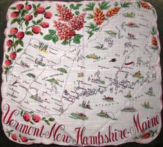New England Hanky  http://www.rickrack.com/maph.html