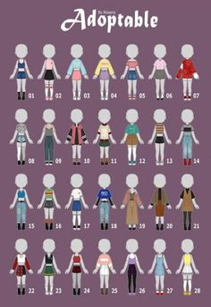 ideas drawing people clothes character design for 2019 Source by clothes ideas inspiration Manga Clothes, Drawing Clothes, Sketch Inspiration, Character Design Inspiration, Sketch Ideas, Fashion Design Drawings, Fashion Sketches, Casual Art, Clothing Sketches