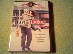 Just the Ticket (DVD) Andy Garcia, Andie MacDowell