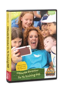 Ultimate Director Go-To Training DVD - Roar VBS by Group