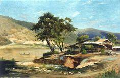 Poço Rico (paisagem em Juiz de Fora) 1890