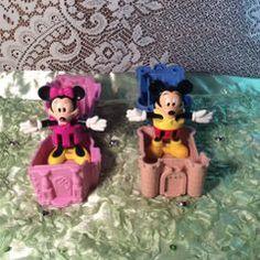 Gebraucht Vintage:Figuren aus dem Disneyland Paris. in 8355 Patzen for € 18.00 – Shpock