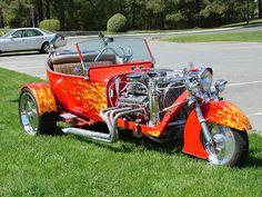 T-Bucket Trike - oh yeah!