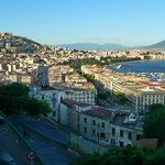 Best views of Naples city/harbor