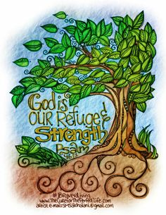 ideas tree of life bible god Scripture Quotes, Bible Art, Bible Scriptures, Lds Quotes, Encouragement, Illustrated Faith, Faith In God, God Is Good, Word Of God