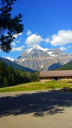 Mt. Robson B.C. Canada