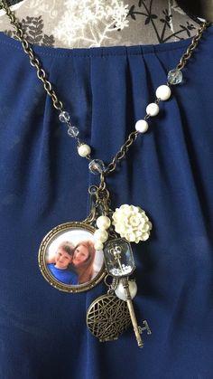 Vintage inspired jewelry keepsake and custom pieces get urs at plunderdesign.com/tonya