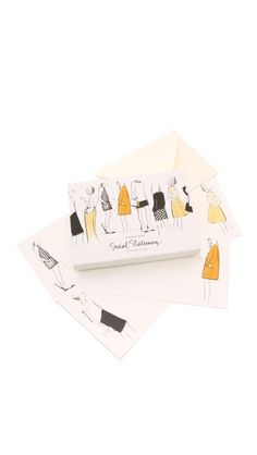 Rifle Paper Co Garance Dore Collection Friends Social Stationery /